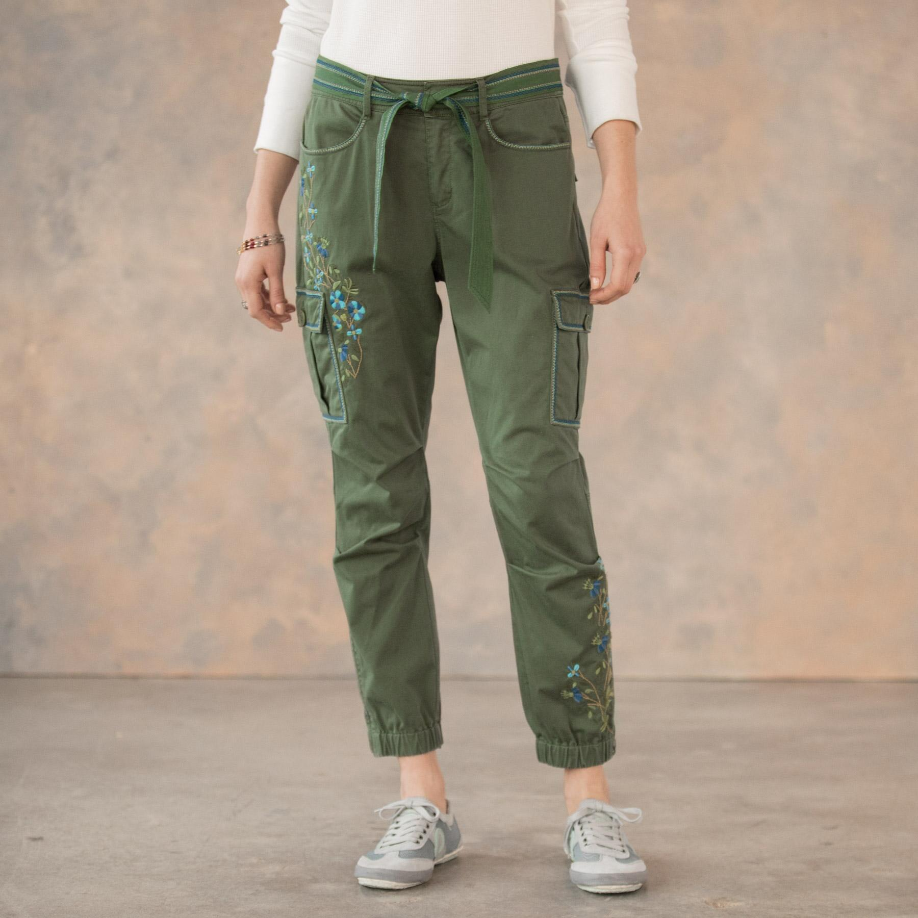 WILLOW CARGO PANT: View 2
