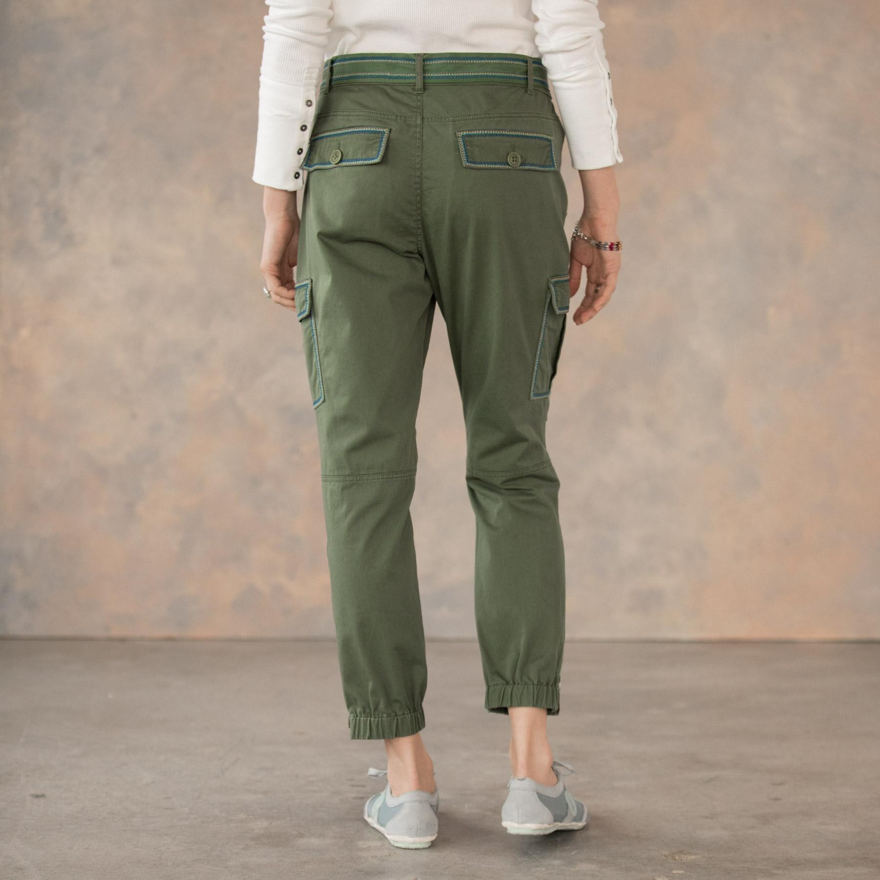 WILLOW CARGO PANT: View 3