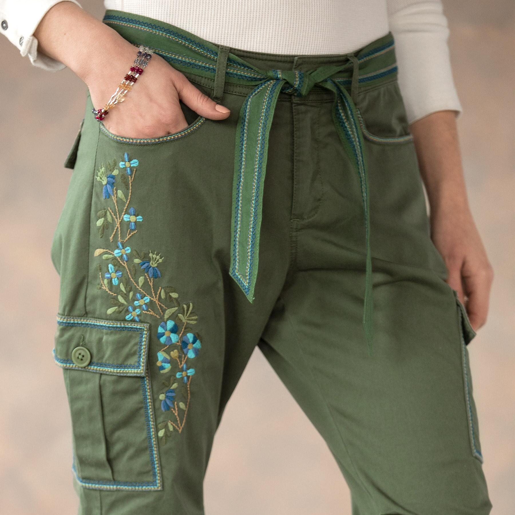 WILLOW CARGO PANT: View 4