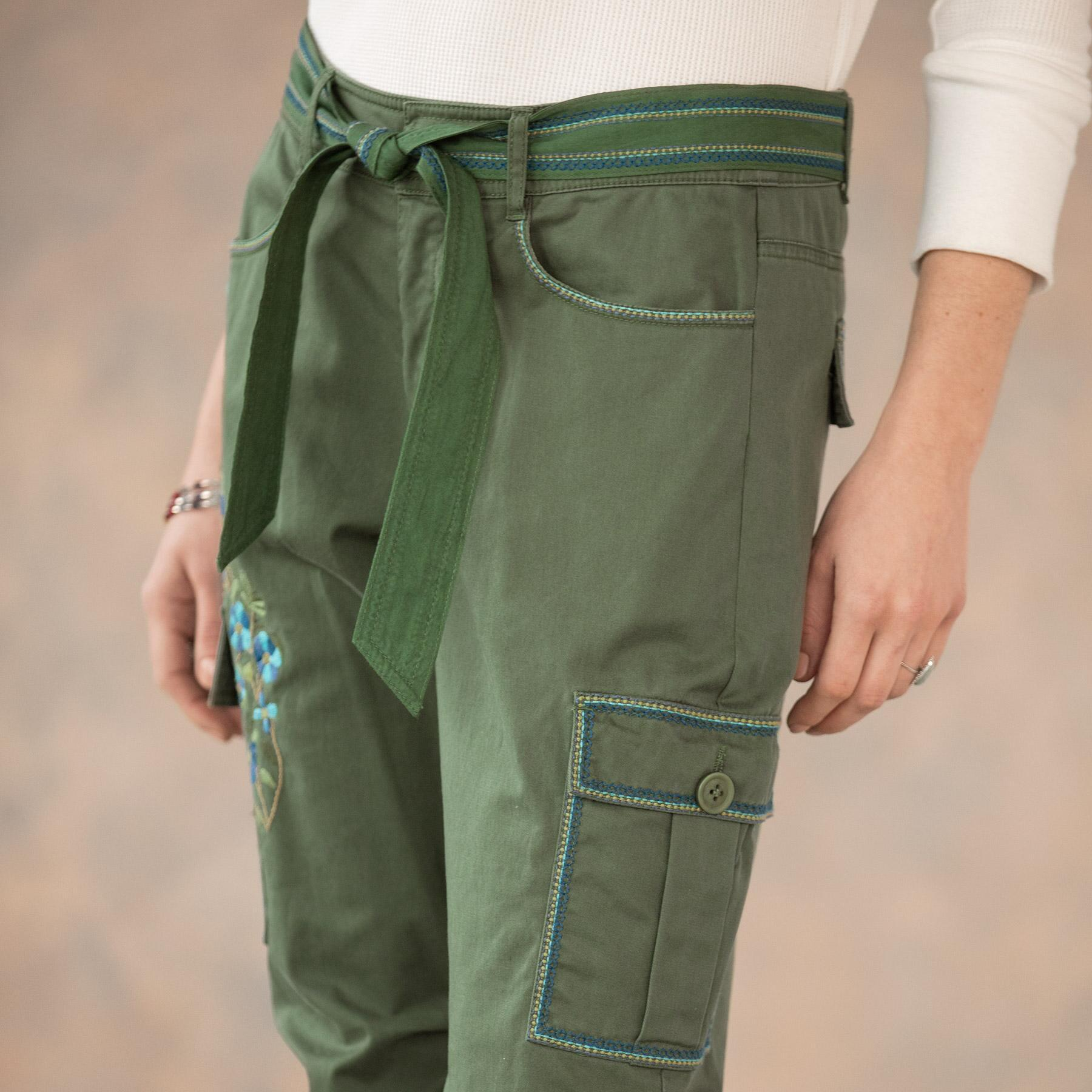 WILLOW CARGO PANT: View 5