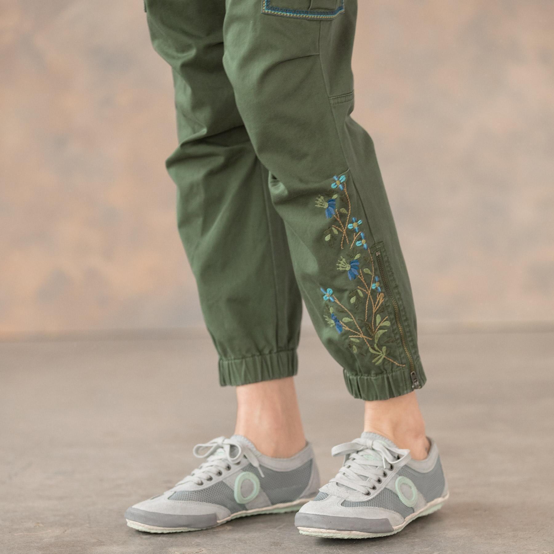 WILLOW CARGO PANT: View 6