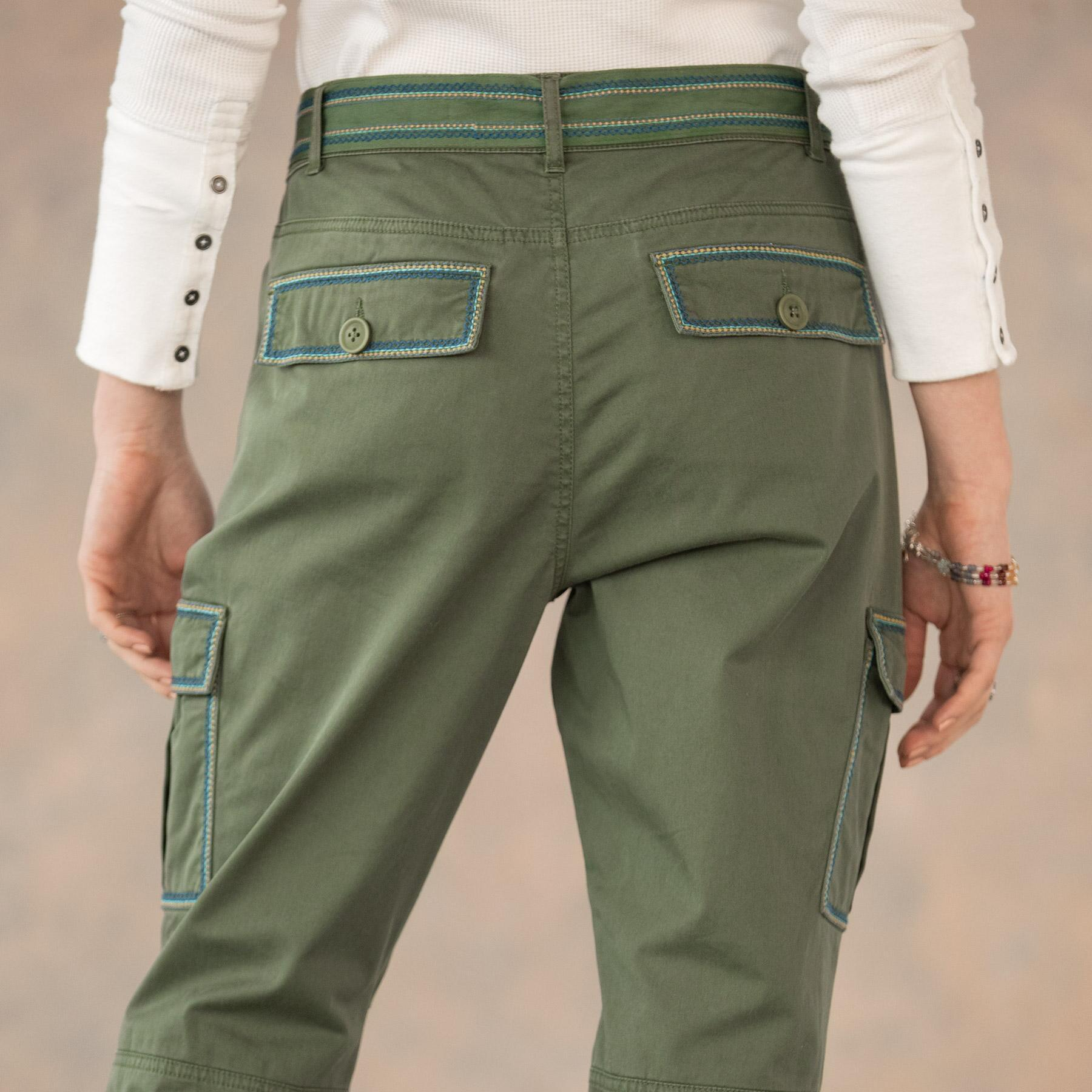 WILLOW CARGO PANT: View 7