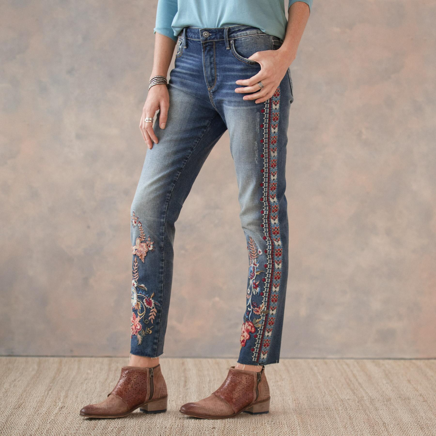 JACKIE SPIRIT OF FREEDOM JEANS: View 2