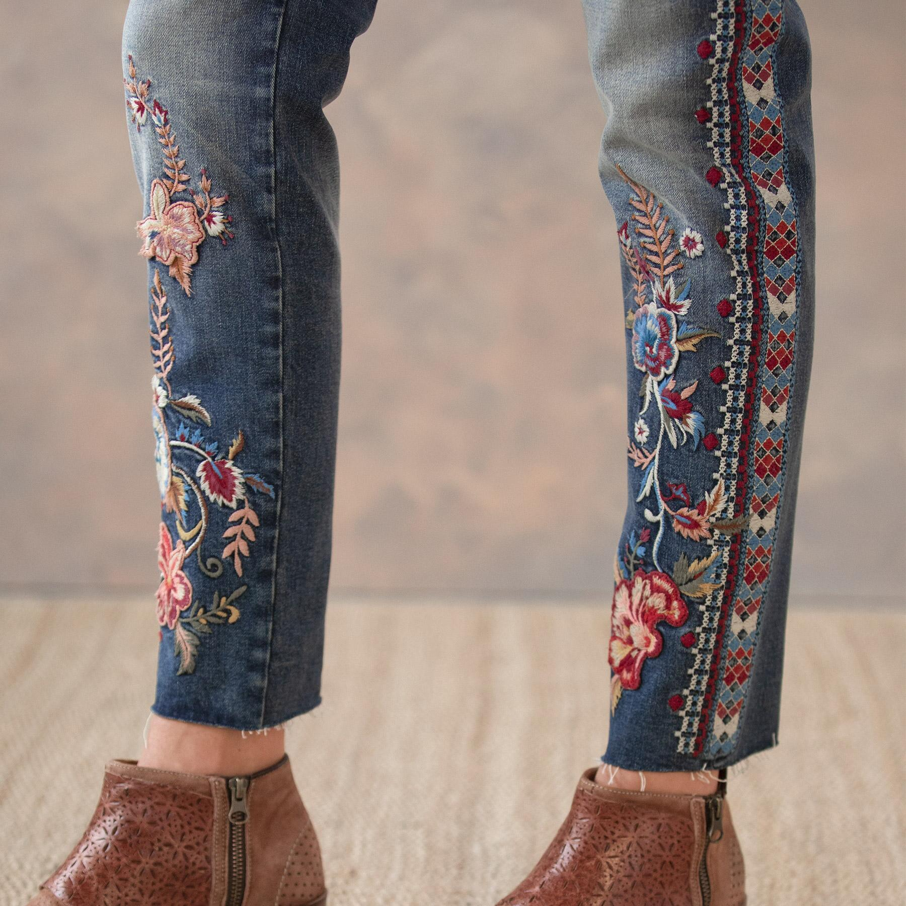 JACKIE SPIRIT OF FREEDOM JEANS: View 5