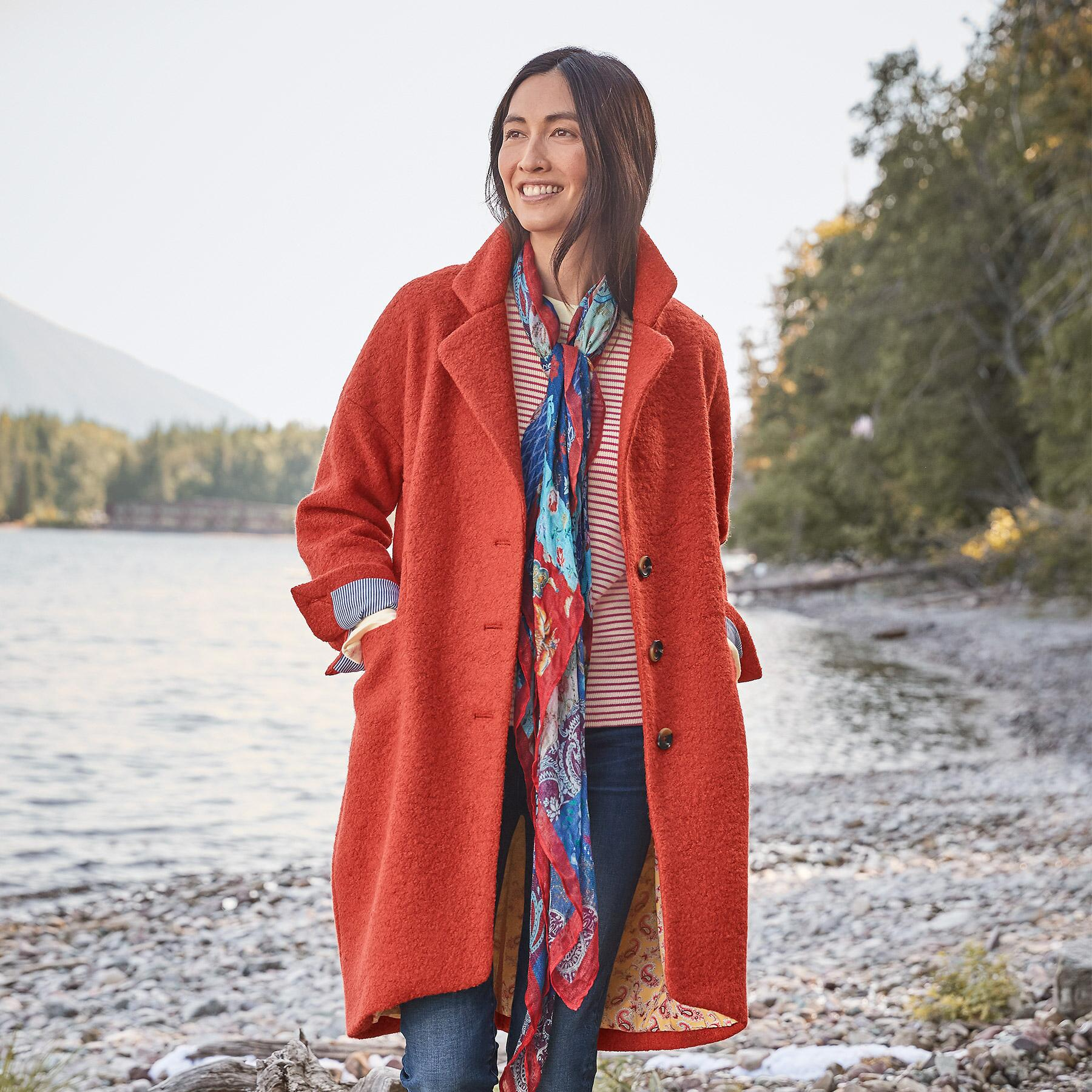 COVETABLE COAT: View 1