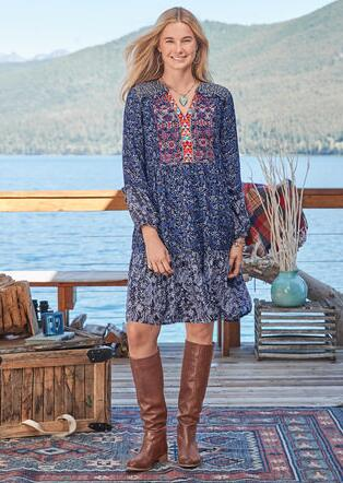 TALULAH DRESS - PETITES