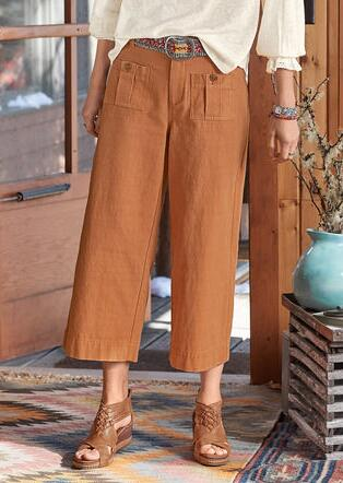 VOYAGER TROUSERS - PETITES