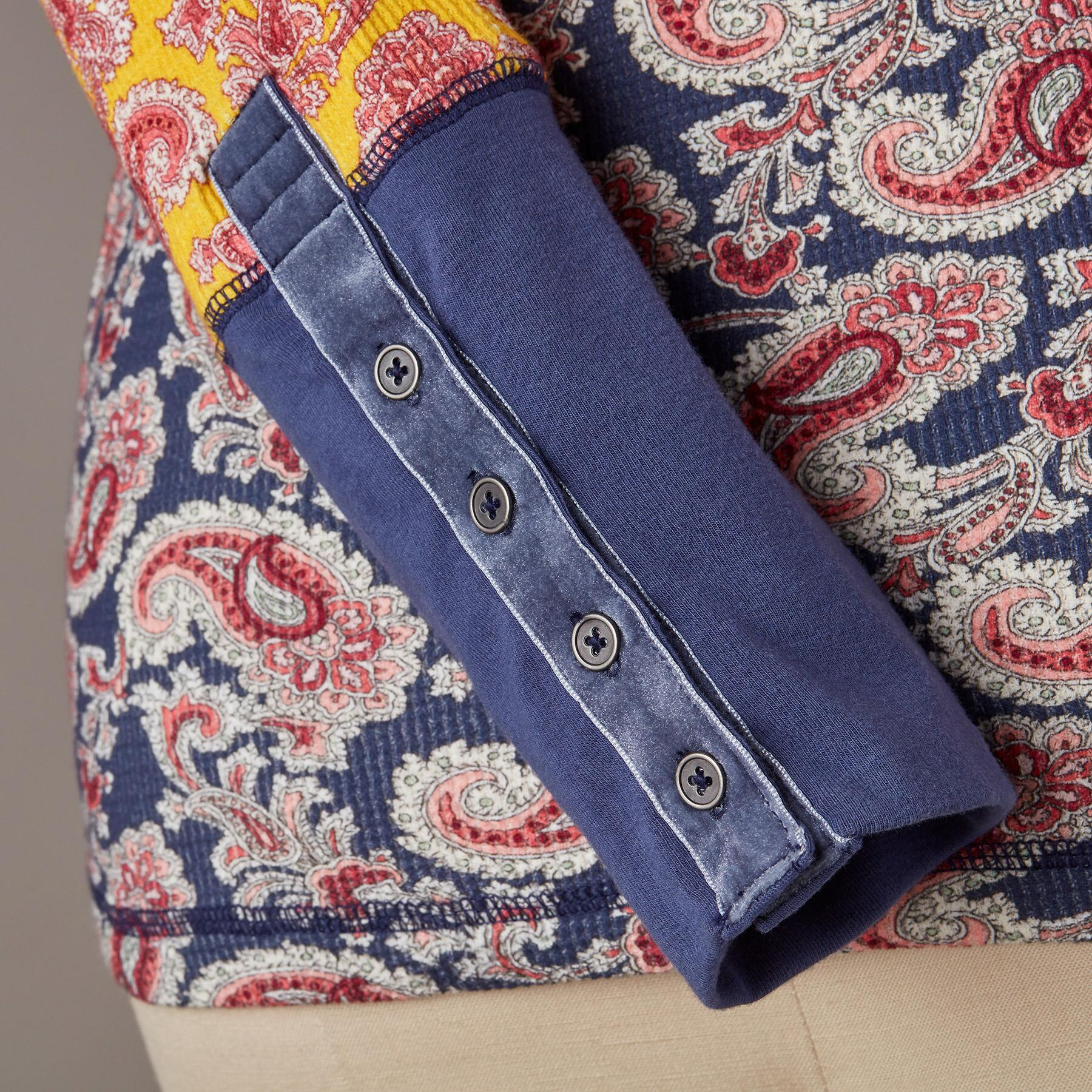 PURE PAISLEY THERMAL - PETITES: View 4