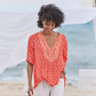 SPICE OF LIFE TUNIC