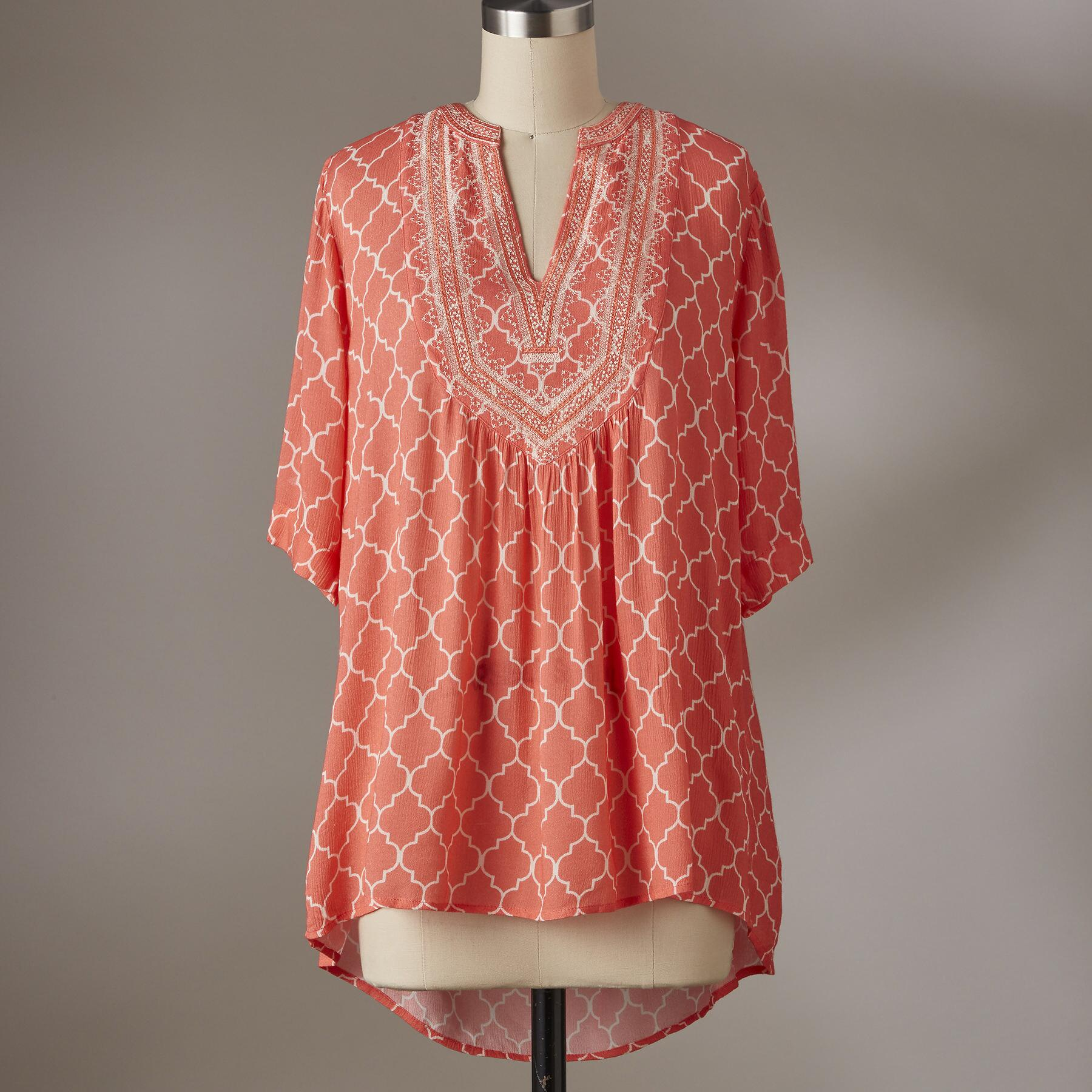 SPICE OF LIFE TUNIC: View 2
