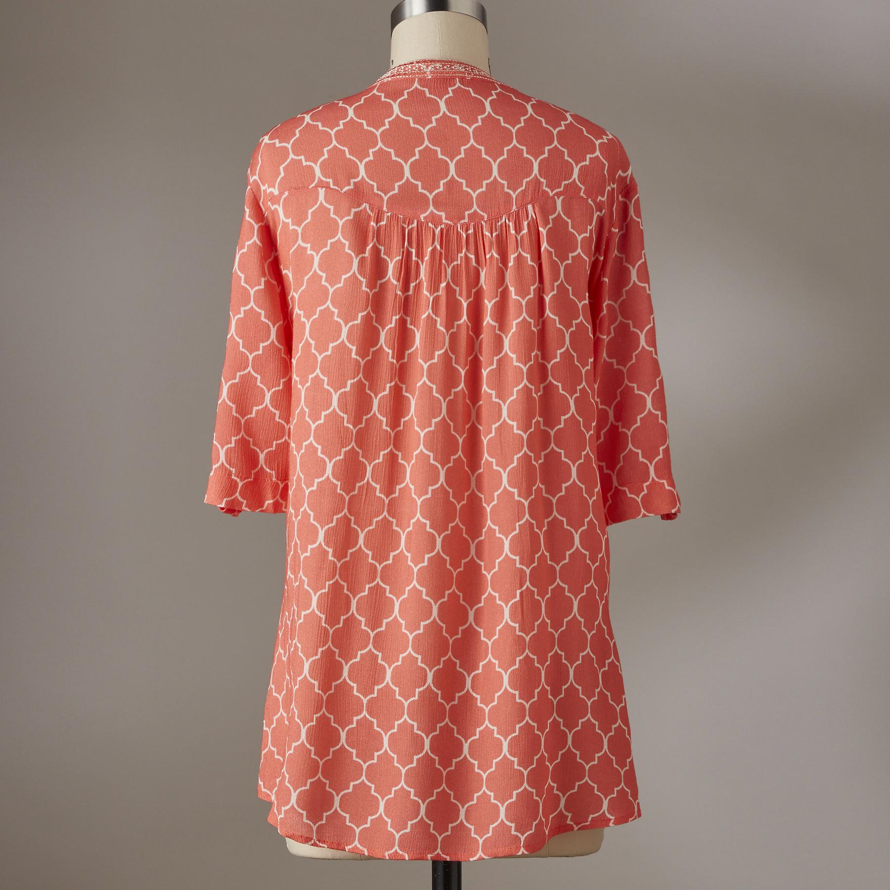 SPICE OF LIFE TUNIC: View 3