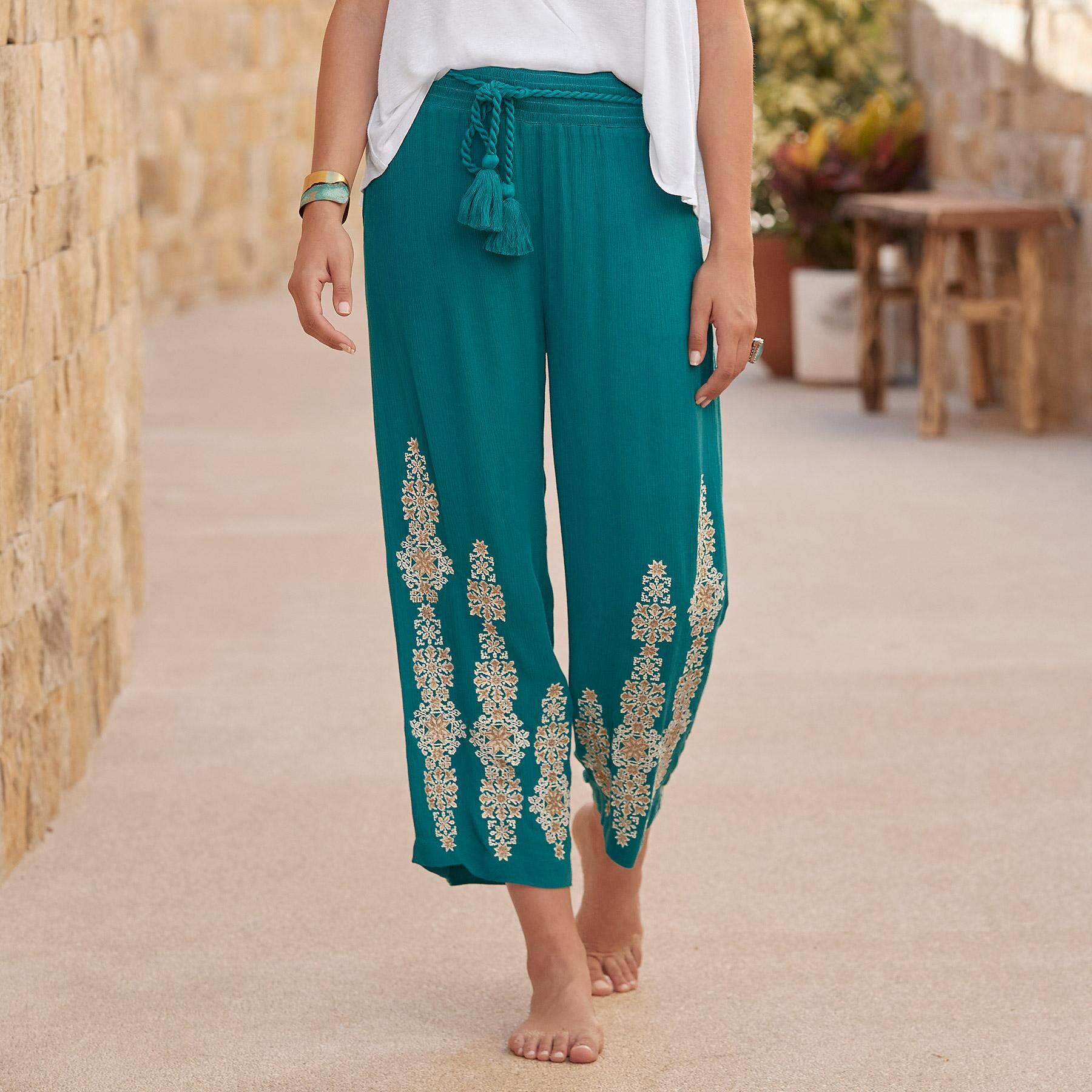 SPICE ROUTE PANTS: View 1