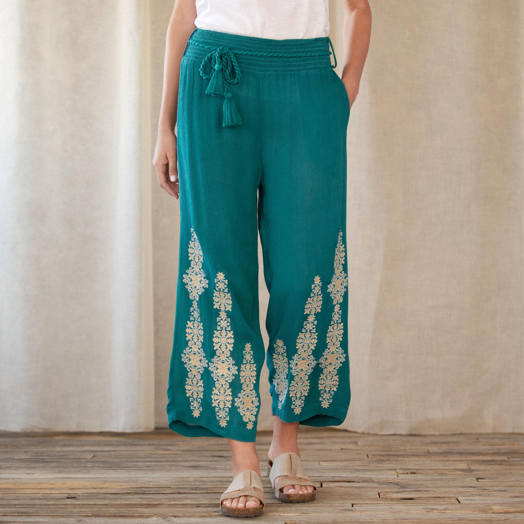 SPICE ROUTE PANTS: View 2
