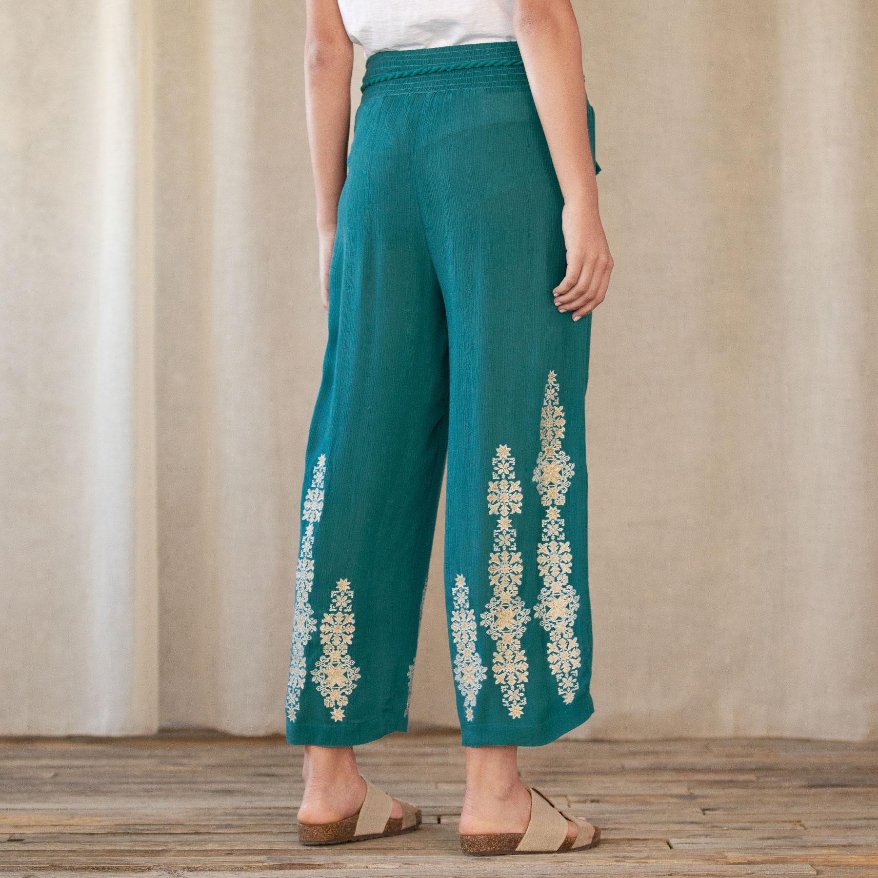 SPICE ROUTE PANTS: View 3