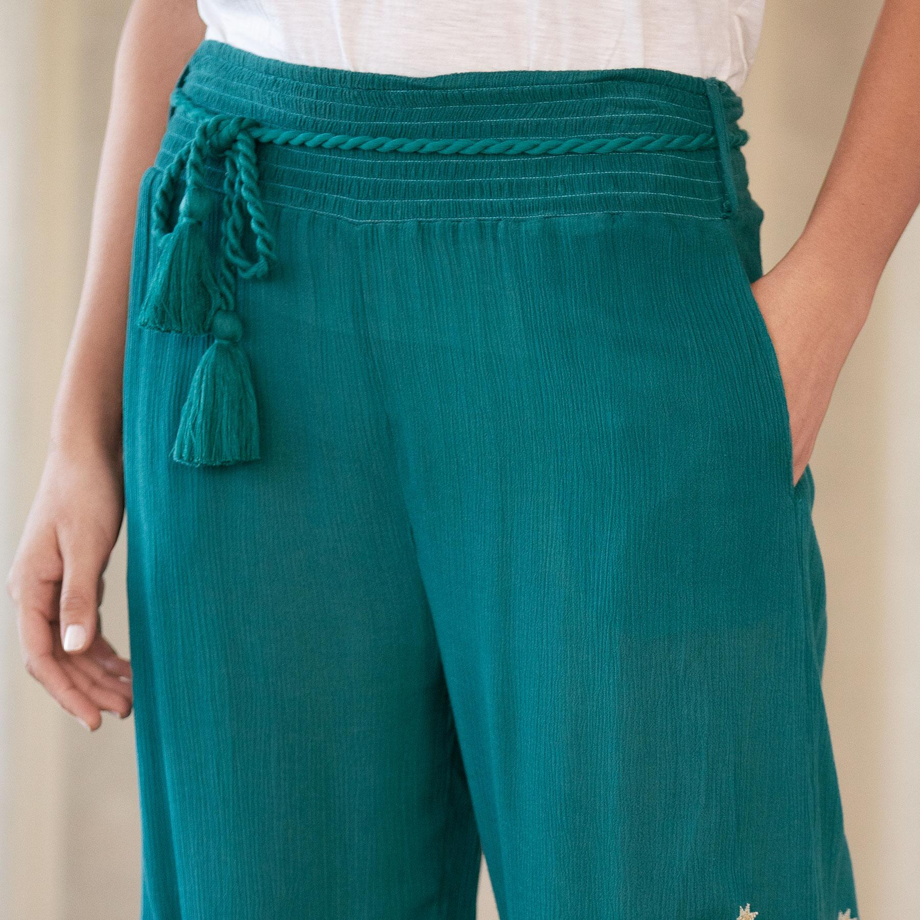 SPICE ROUTE PANTS: View 4