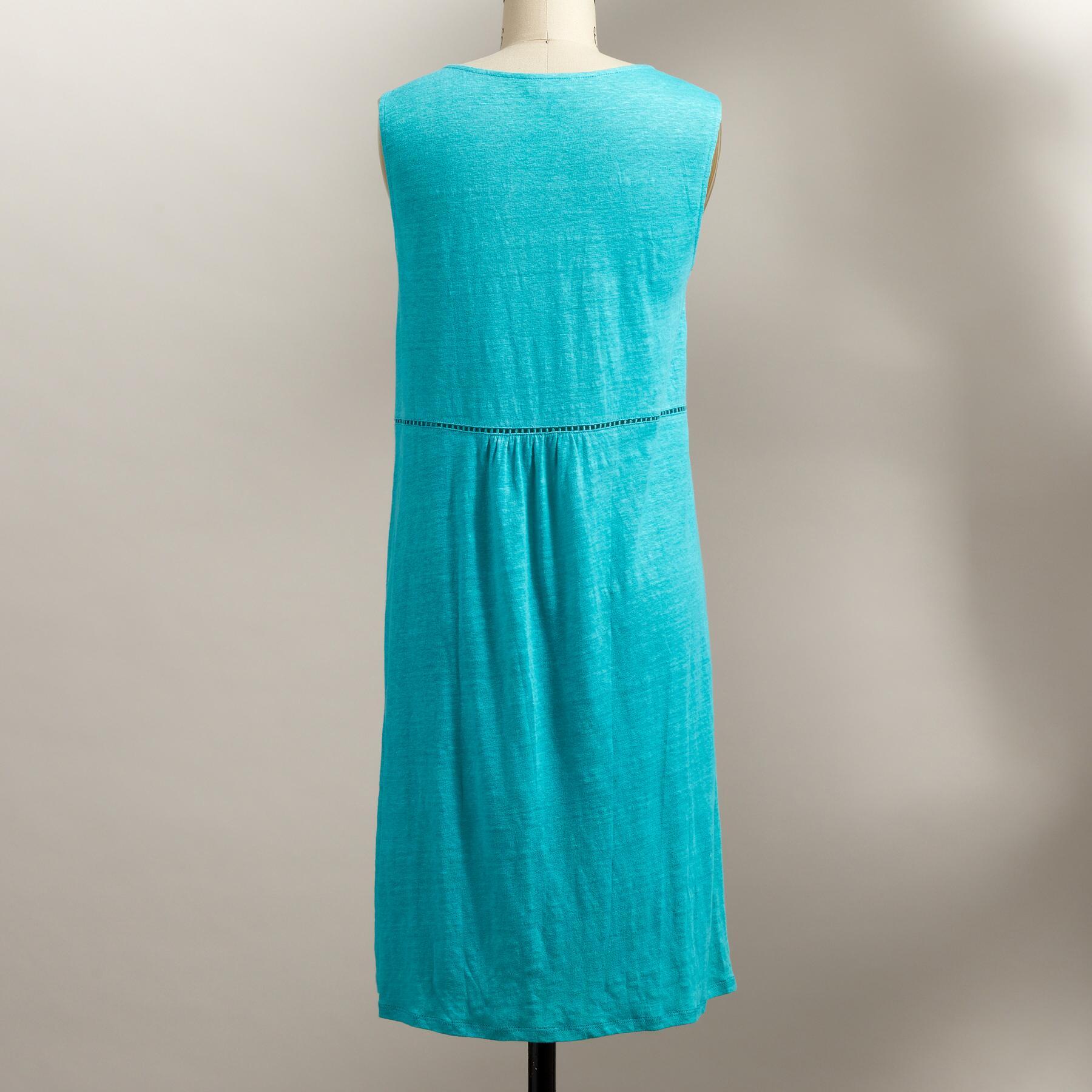 HIDDEN GARDENS DRESS PETITE: View 2