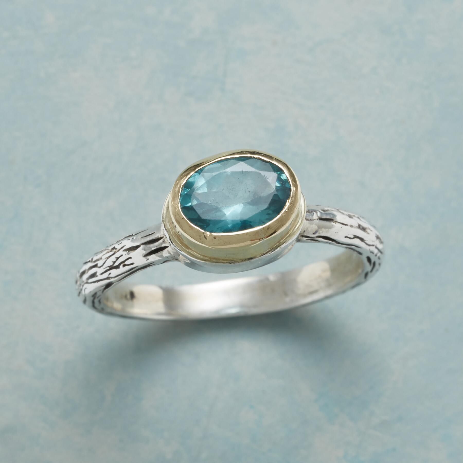 APATITE NEST RING: View 1