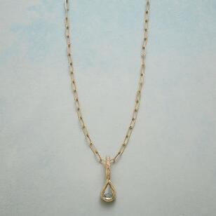 PURE LIGHT PENDANT NECKLACE