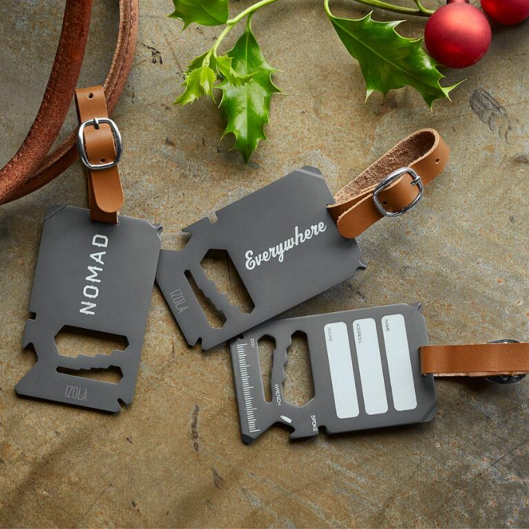MULTI-TOOL LUGGAGE TAG