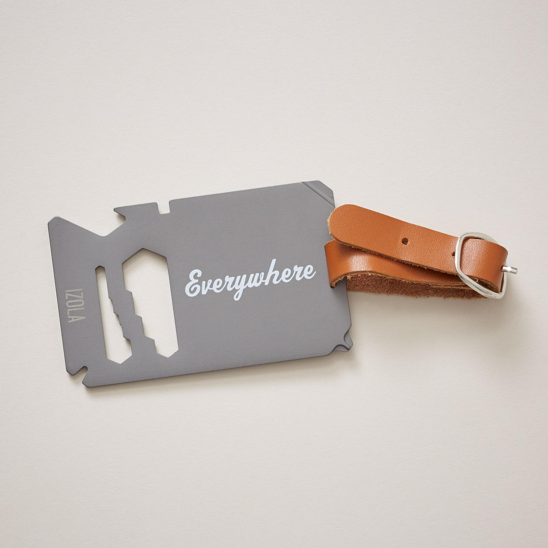 MULTI-TOOL LUGGAGE TAG: View 2