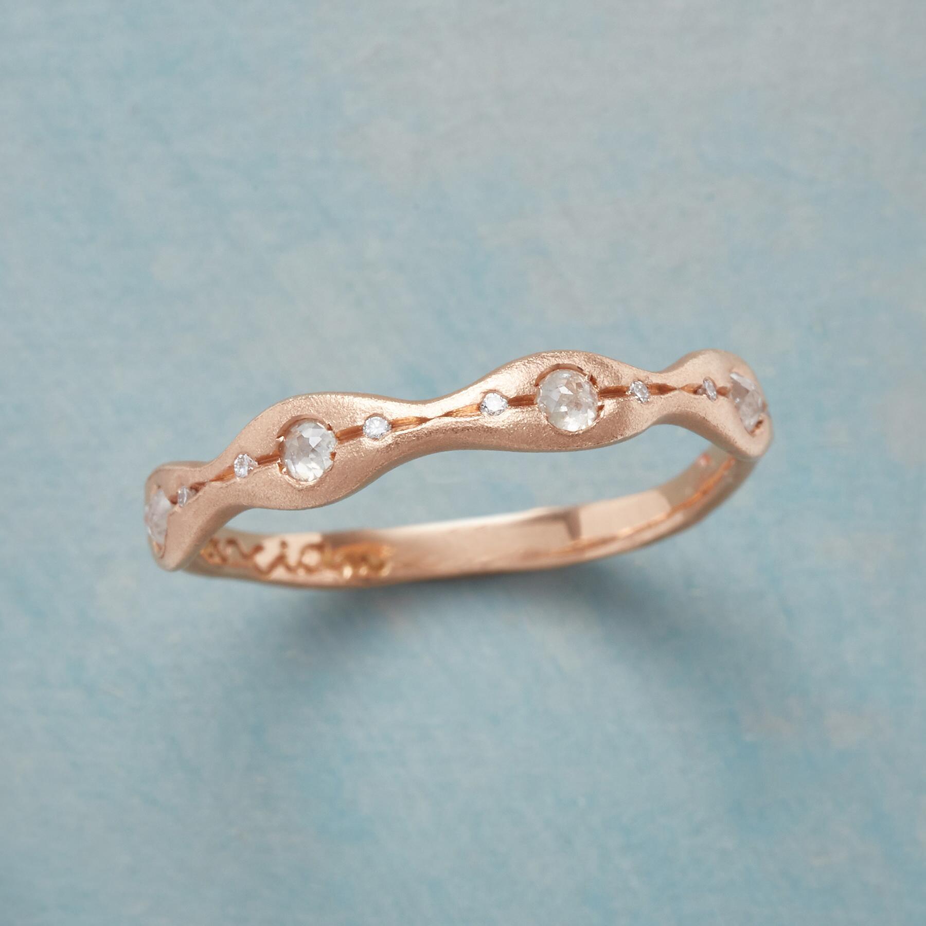 DIAMOND CAROUSEL RING: View 1