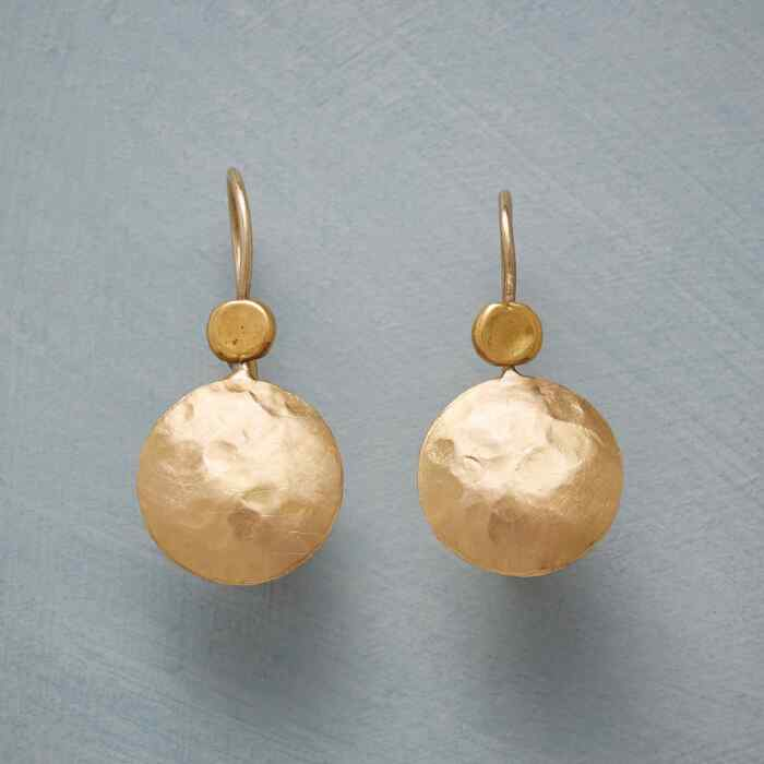 GOLDEN REFLECTIONS EARRINGS