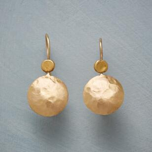 GOLDEN REFECTIONS EARRINGS