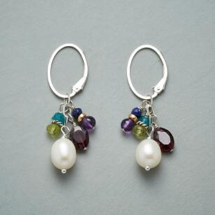 DANCING GEMS EARRINGS