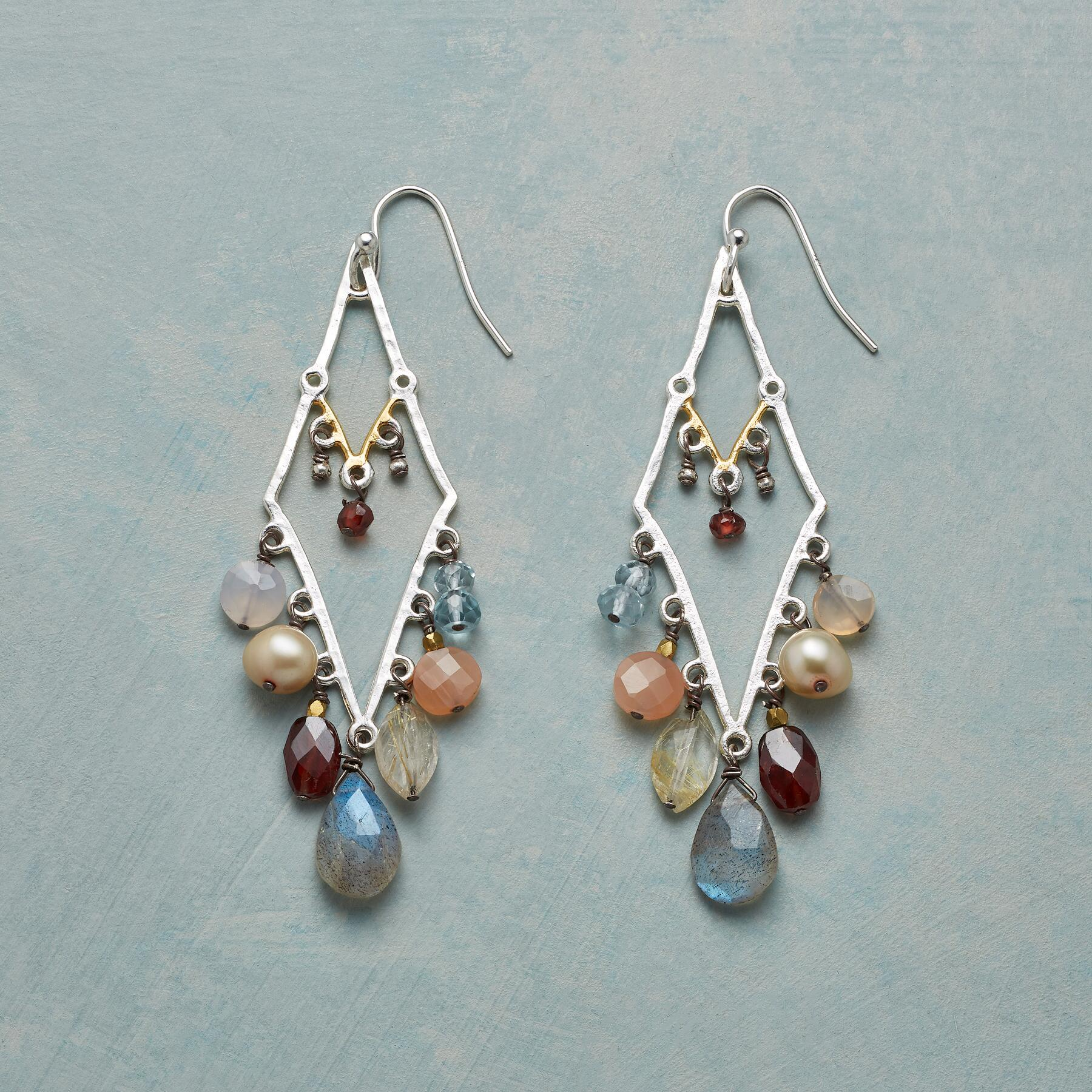 VARIETAL EARRINGS: View 1