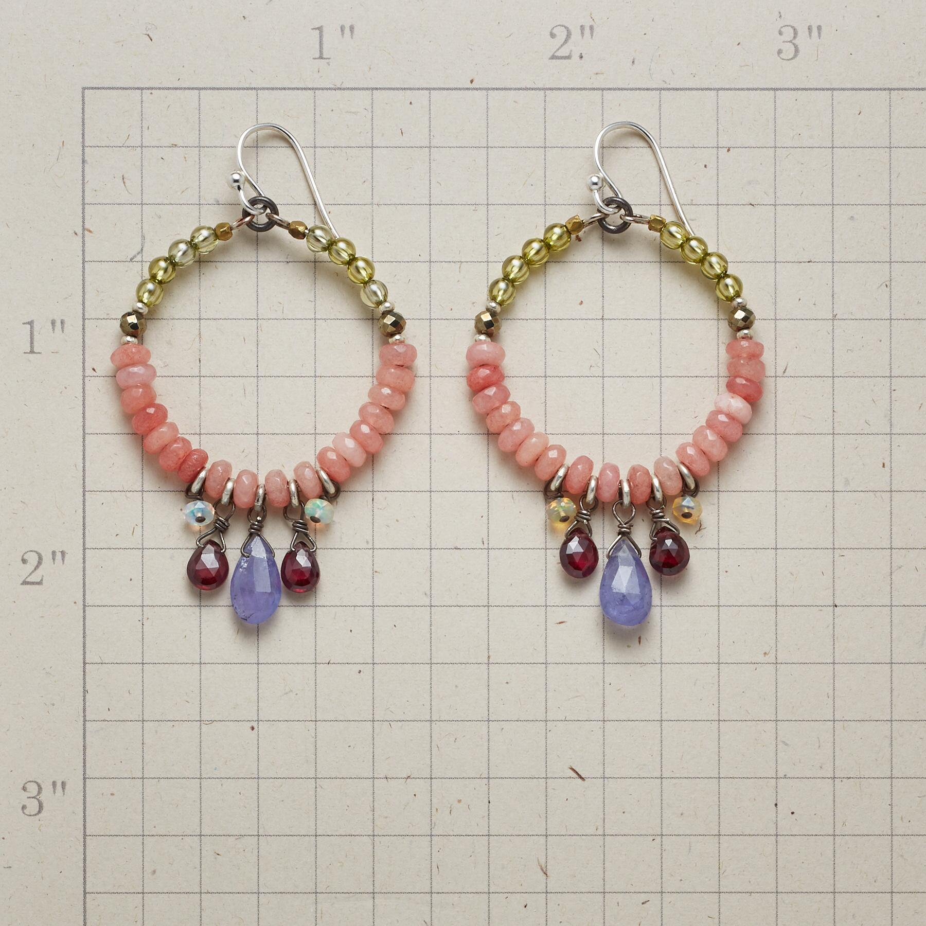 CONNECTION EARRINGS: View 2