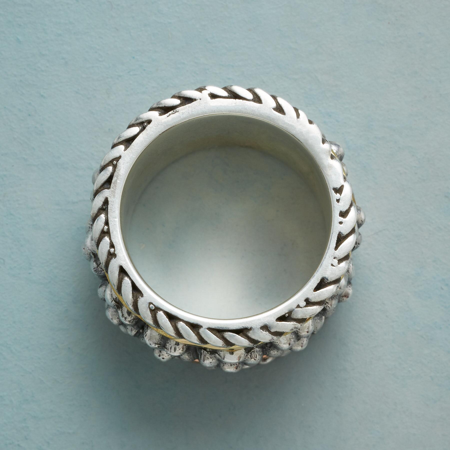 PRIMROSE WREATH RING: View 2