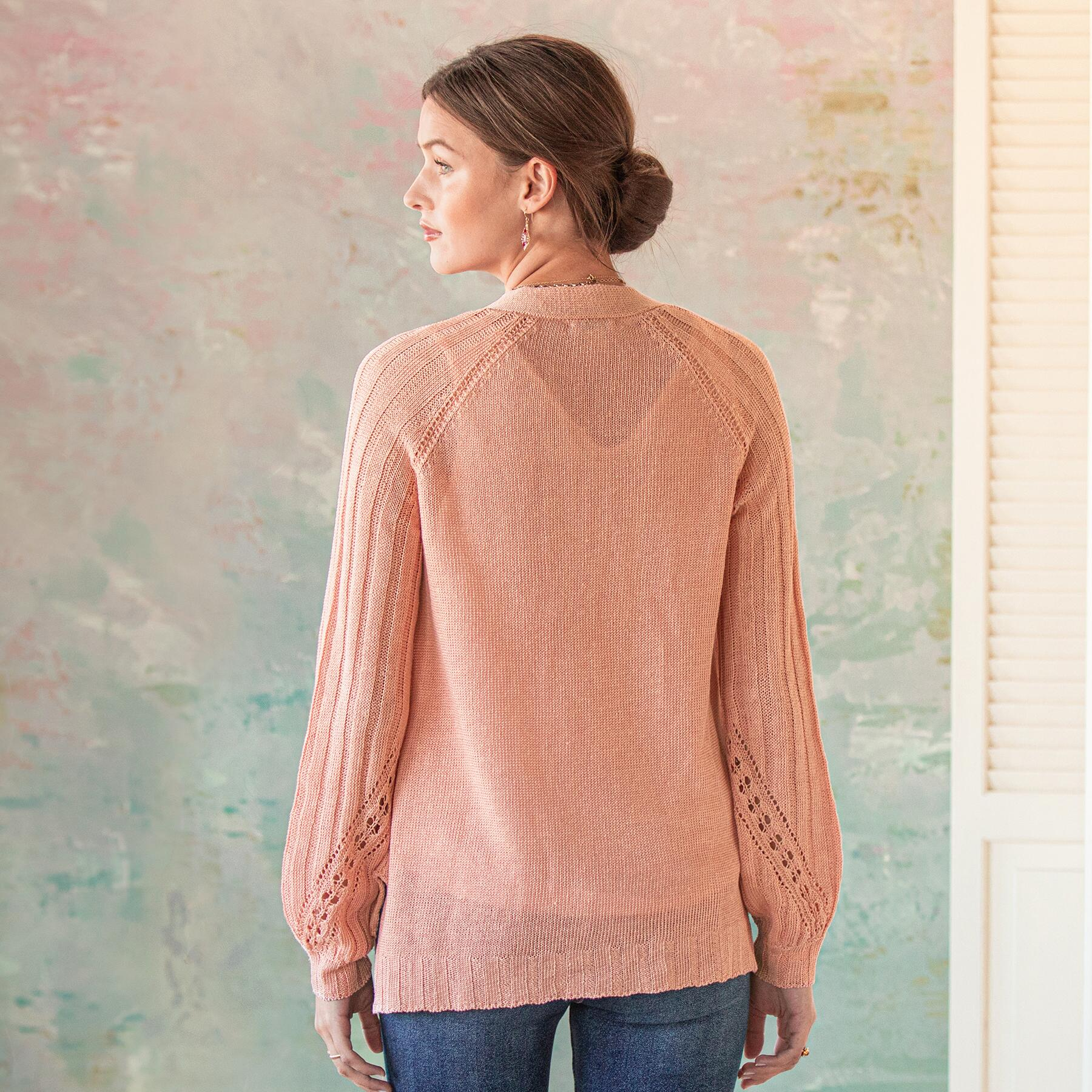 ANGEL WING SWEATER: View 3