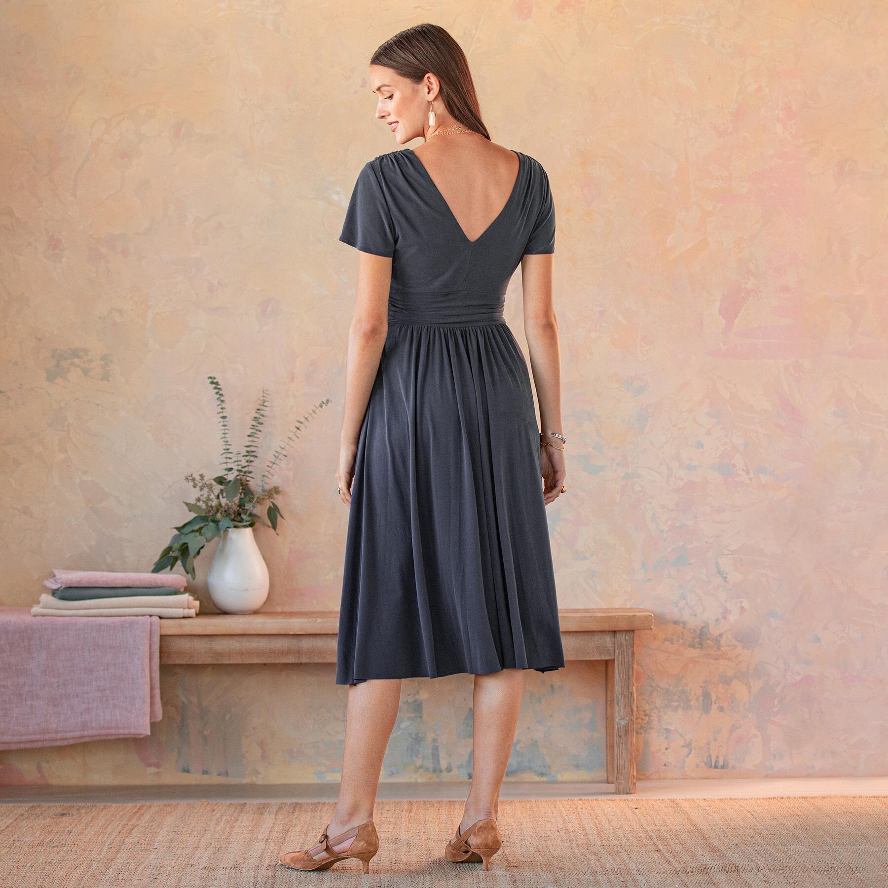 TWILIGHT WALTZ DRESS: View 2