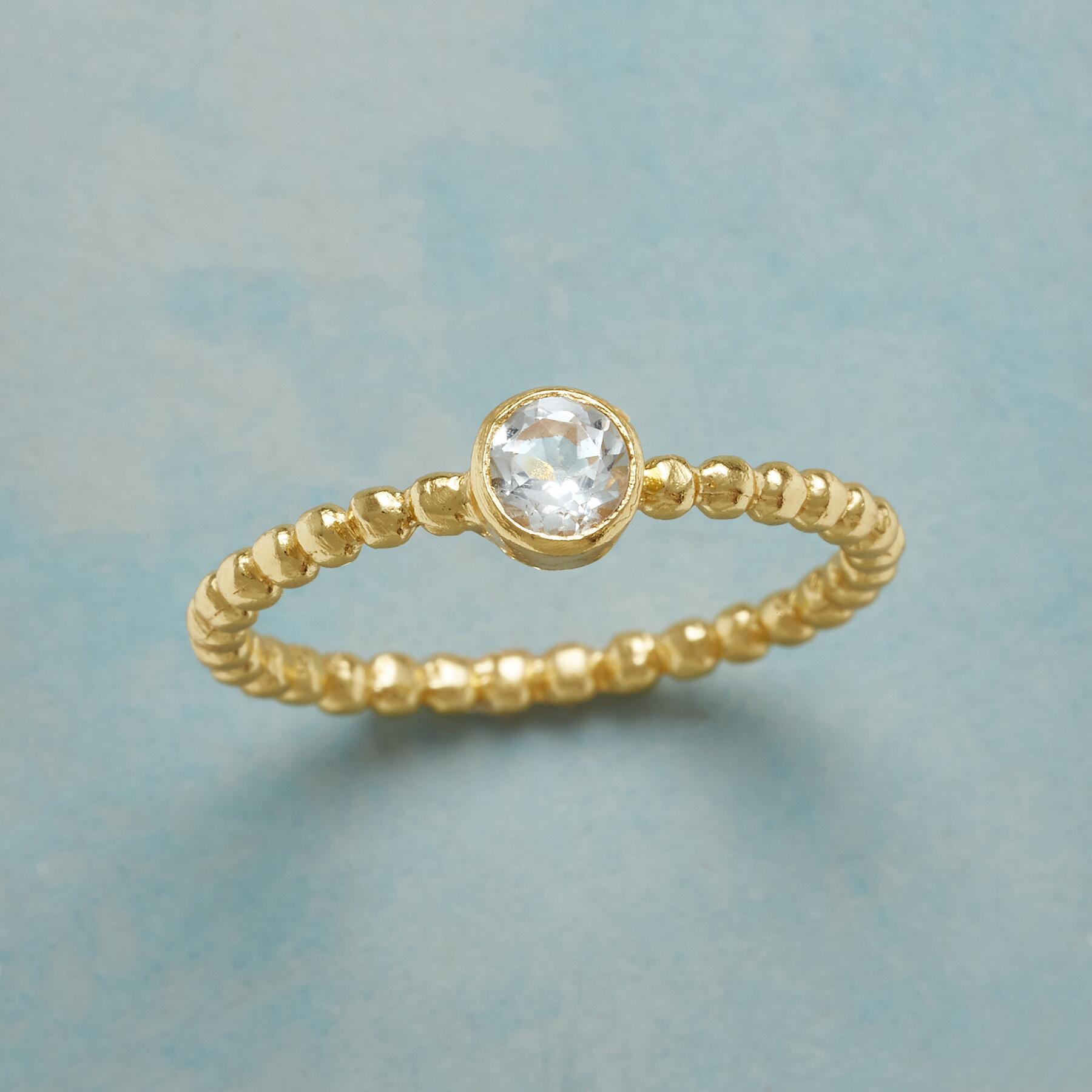 MOMENT OF CLARITY RING: View 1