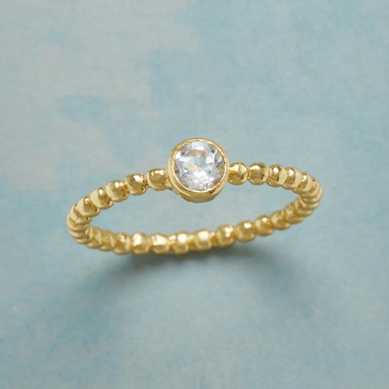 MOMENT OF CLARITY RING
