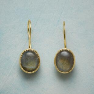LABRADORITE ALLURE EARRINGS