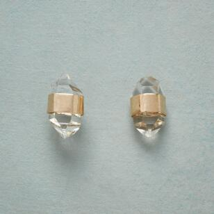 TWO THE POINT EARRINGS
