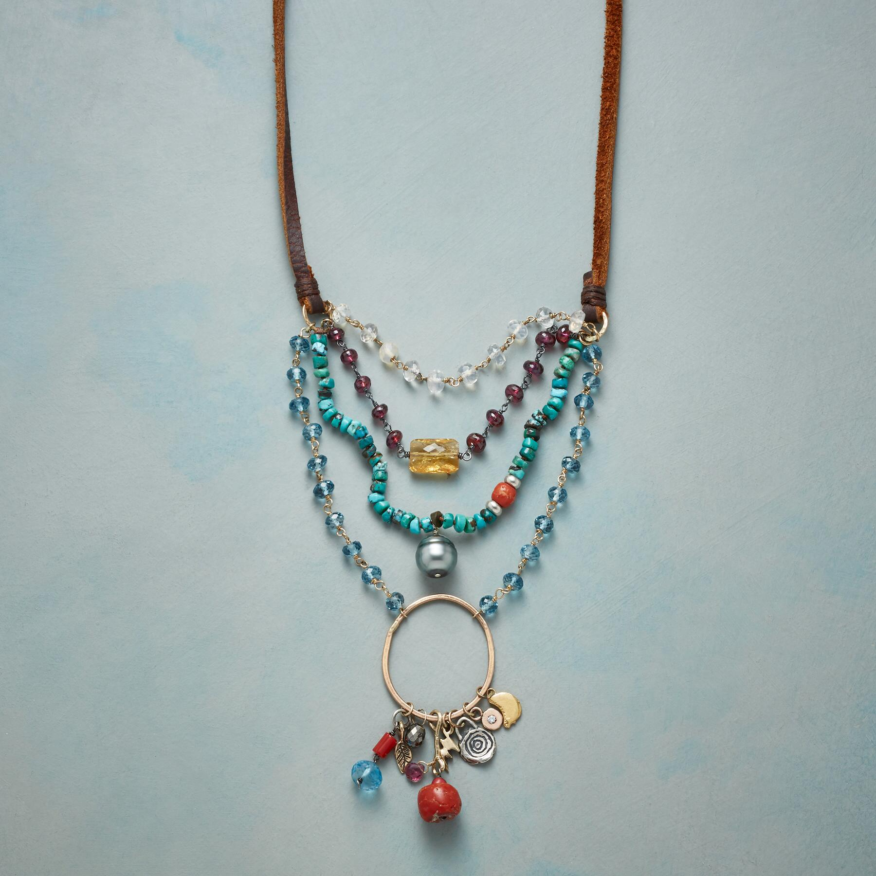 MASTERPIECE NECKLACE: View 1