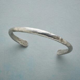 BE ONE WITH NATURE CUFF BRACELET