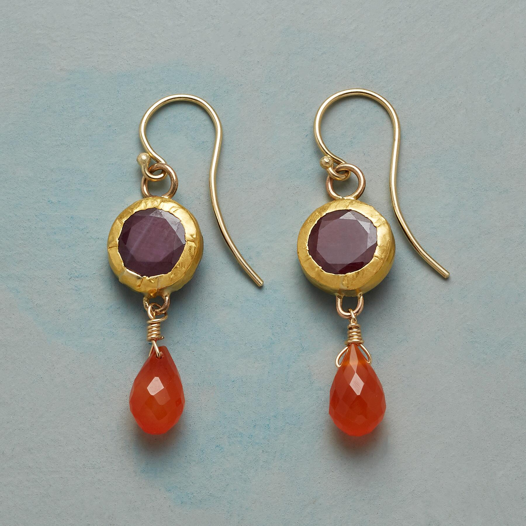SARAPHINA EARRINGS: View 1