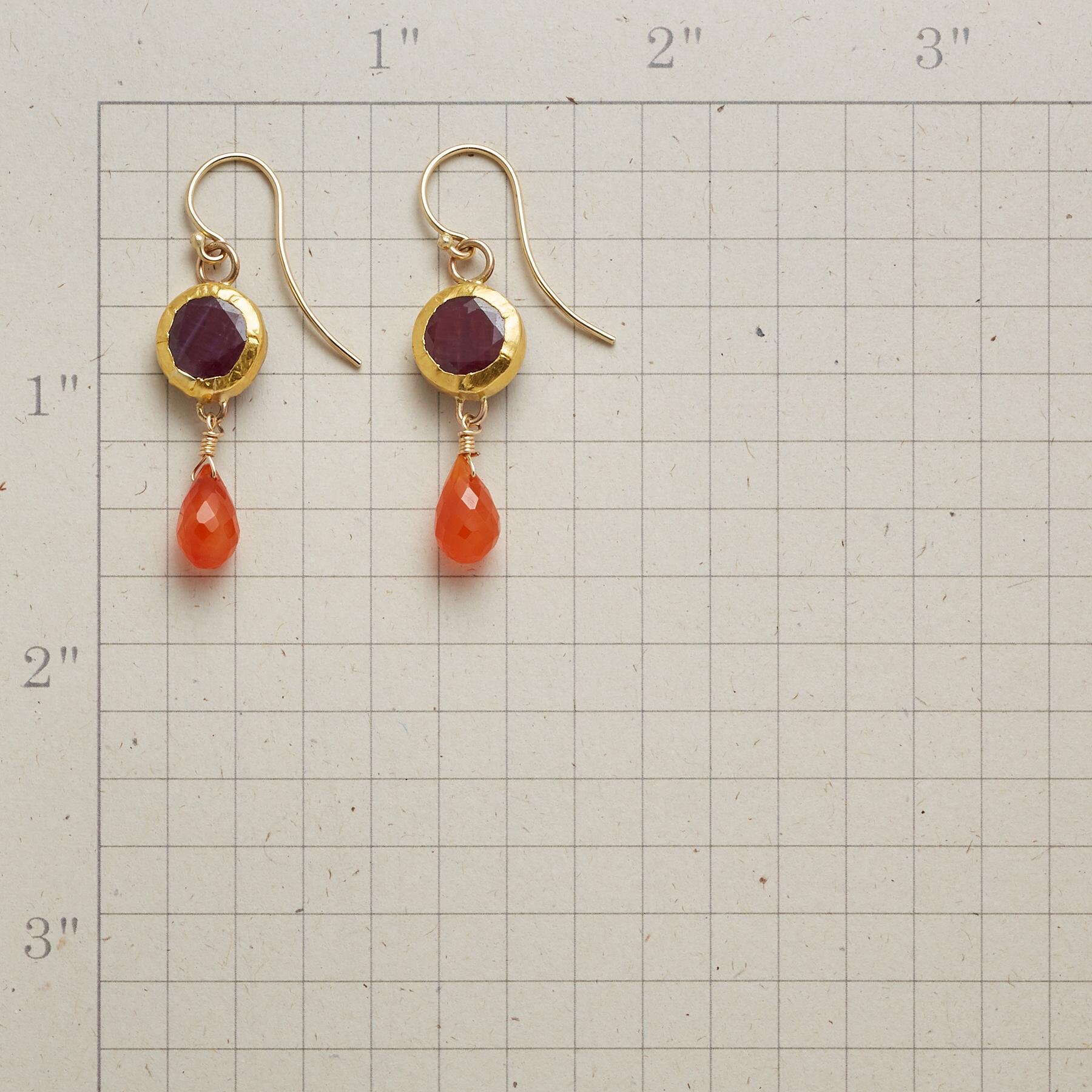 SARAPHINA EARRINGS: View 2