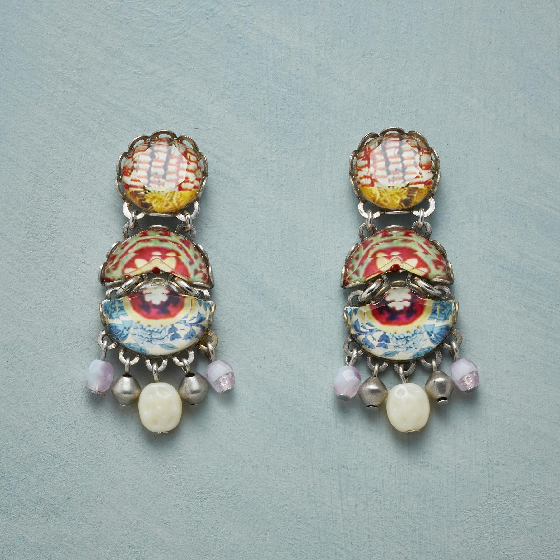 KALOS EARRINGS: View 1