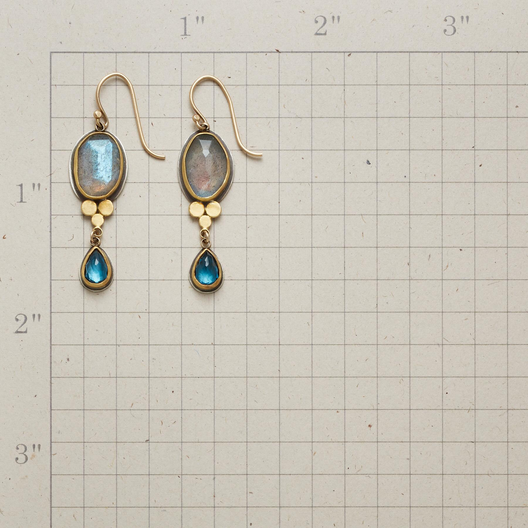 TAYRONA EARRINGS: View 2