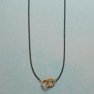 SONOROUS LINK NECKLACE