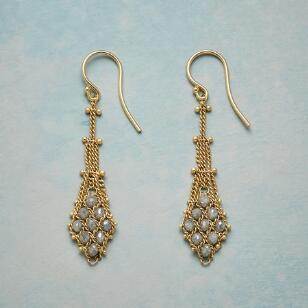 ARIA DIAMOND EARRINGS