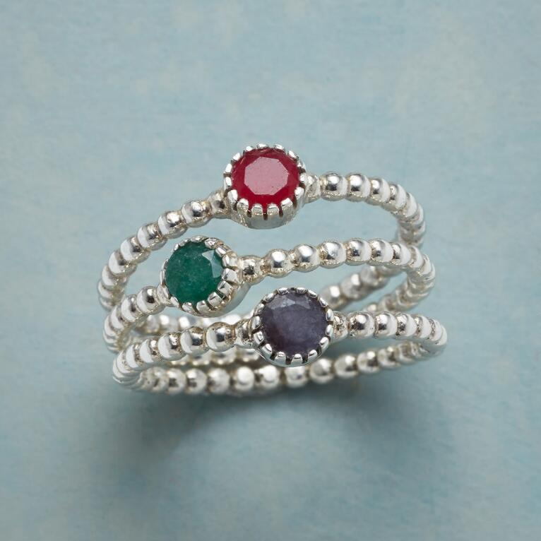 PRIMARILY PRETTY RING TRIO S/3
