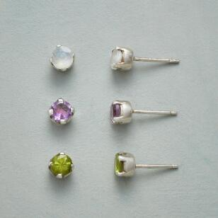 PARCEL POST EARRING TRIO