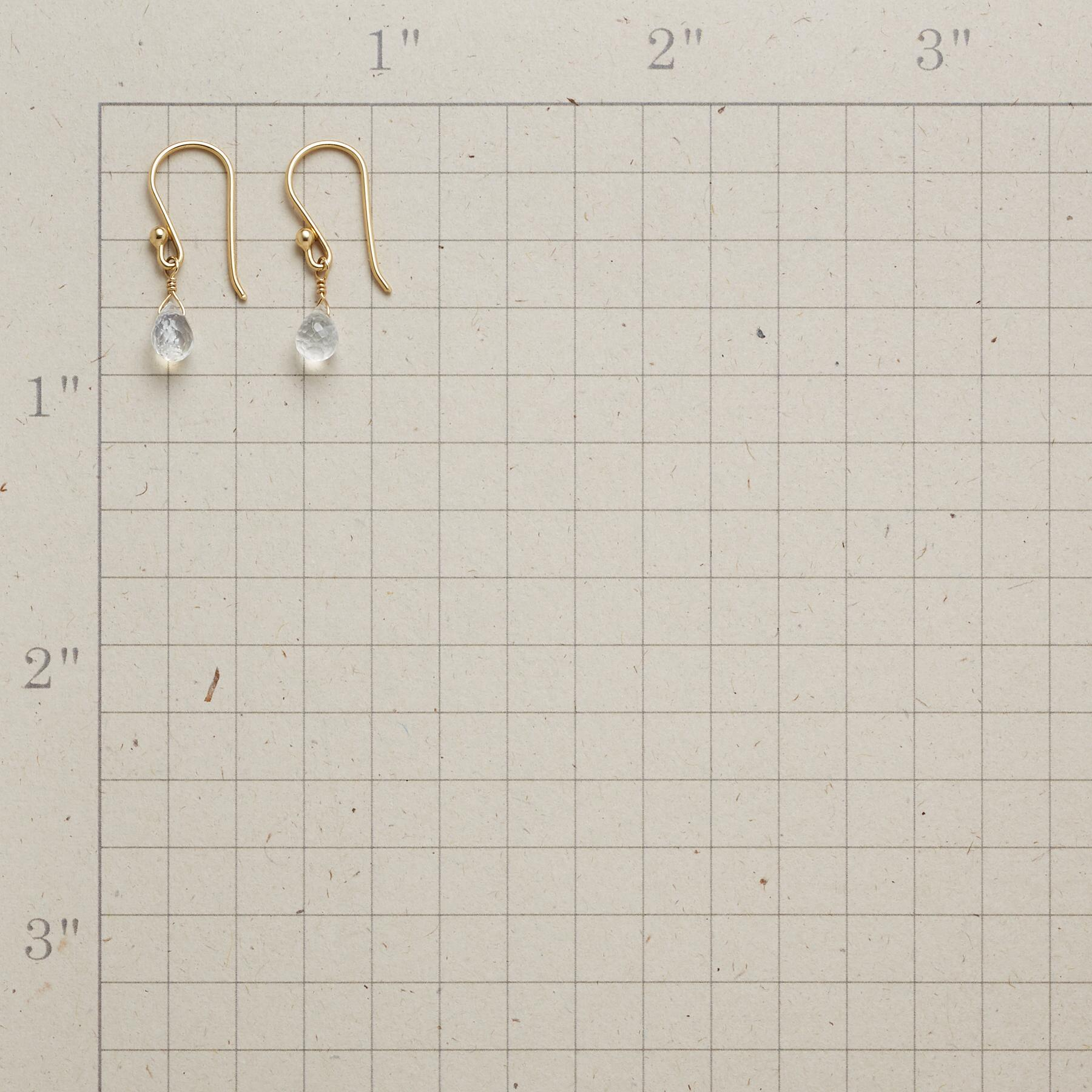 BY THE LIGHT OF THE MOON EARRINGS: View 2