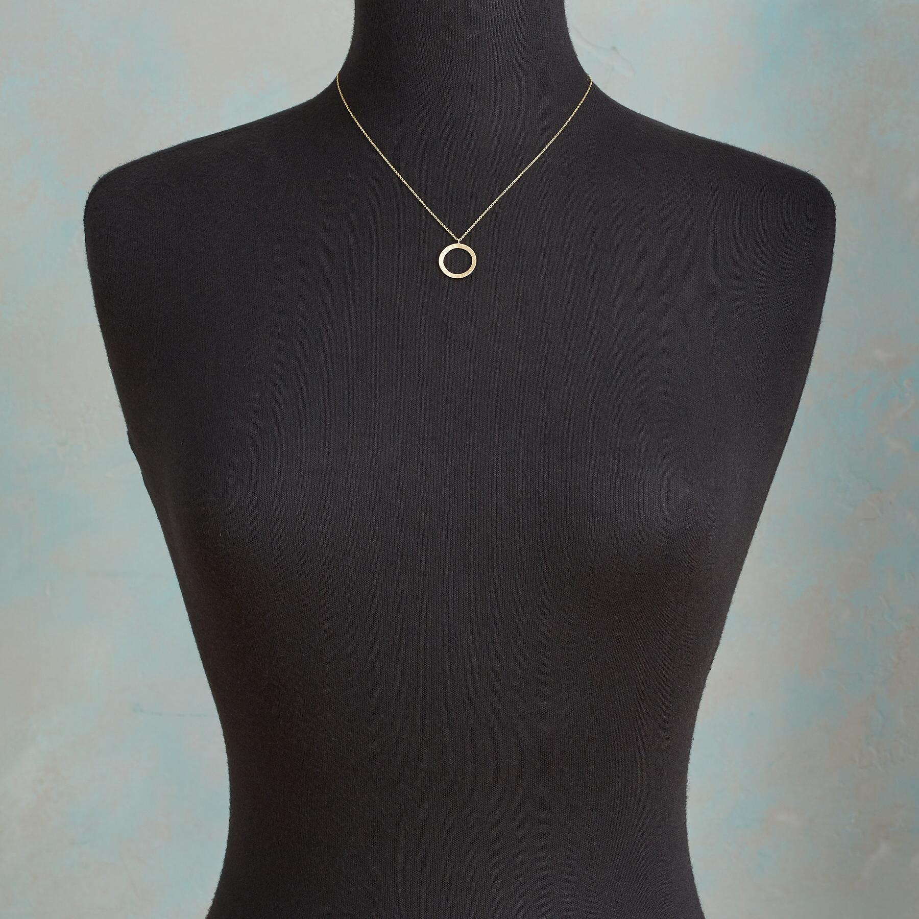 CIRCLE OF LOVE NECKLACE: View 4