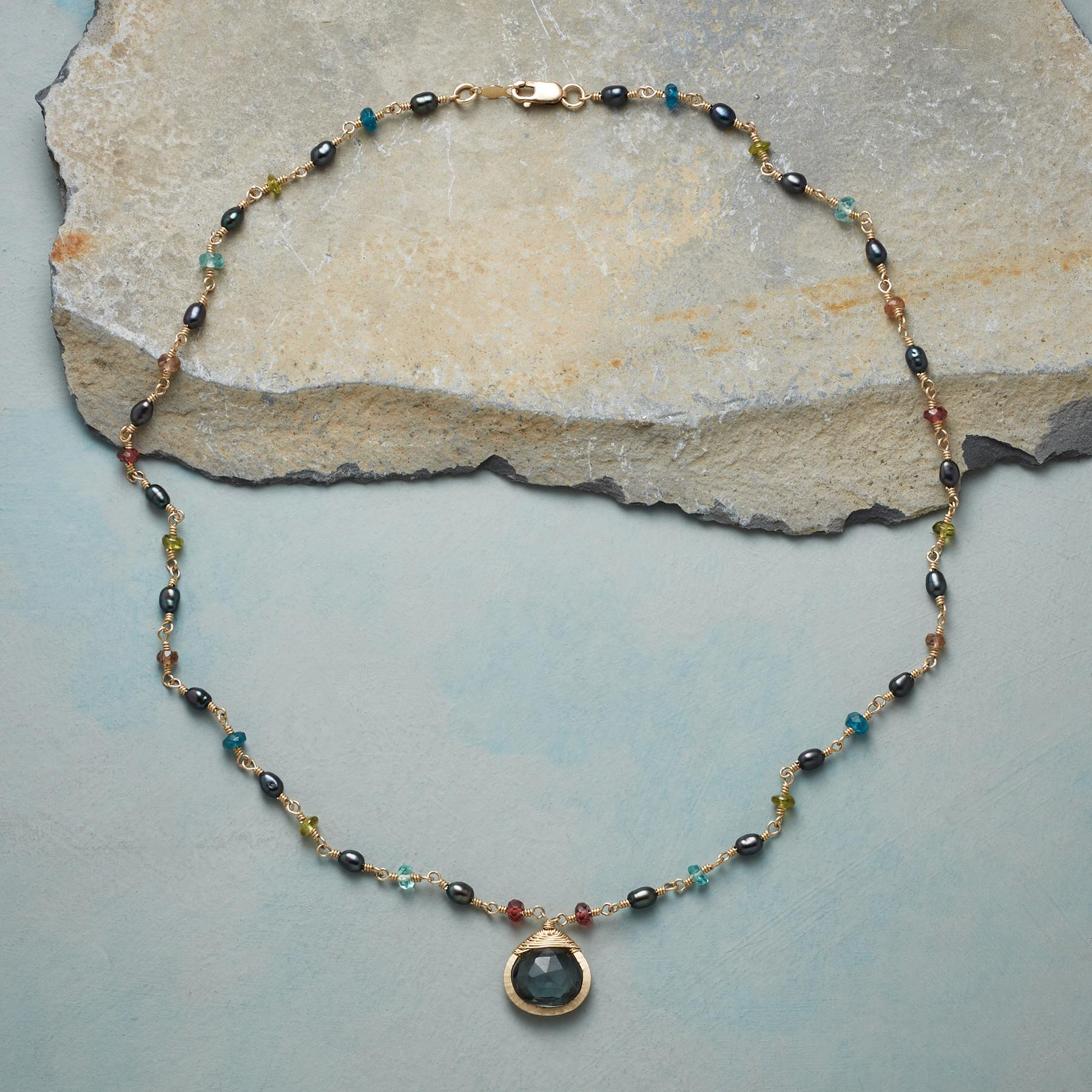CRESCENDO NECKLACE: View 2
